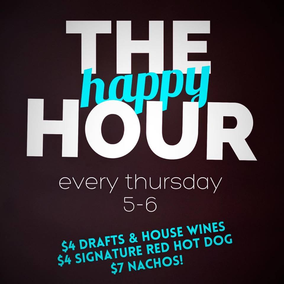 THE happy HOUR Image